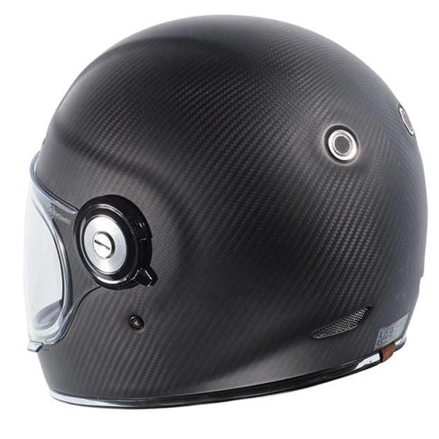 Torc T-1 Carbon Fiber Matt Full Face Helmet
