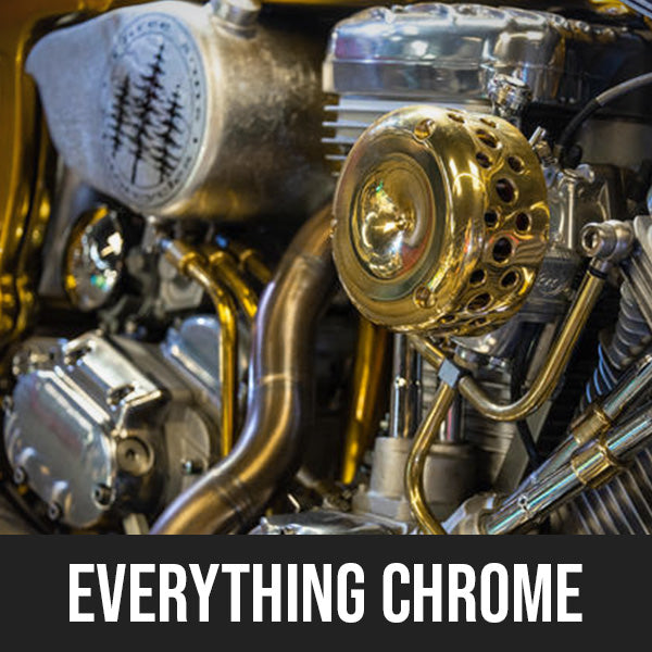 Shop by Category Everything Chrome