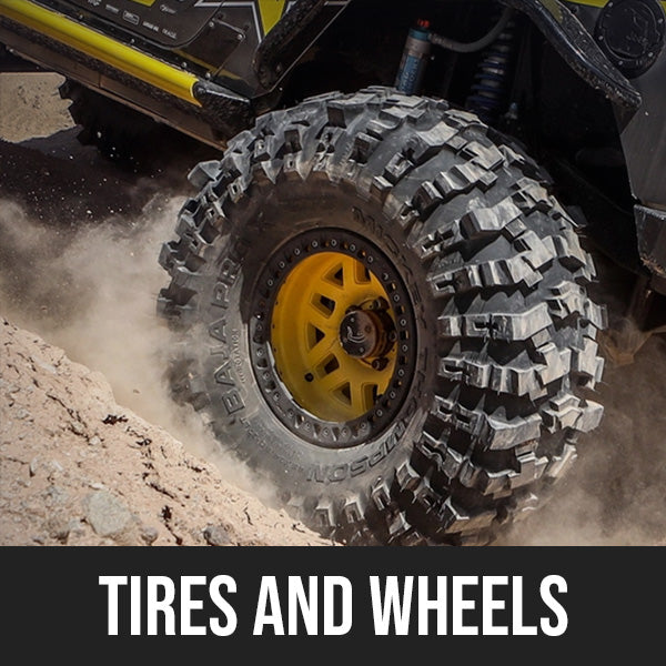 Shop by Category Tires and Wheels