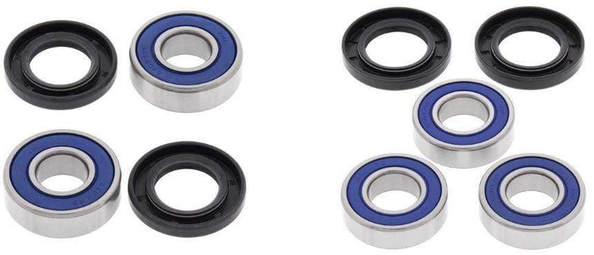 Wheel Front And Rear Bearing Kit for Yamaha 125cc YZ125 1989
