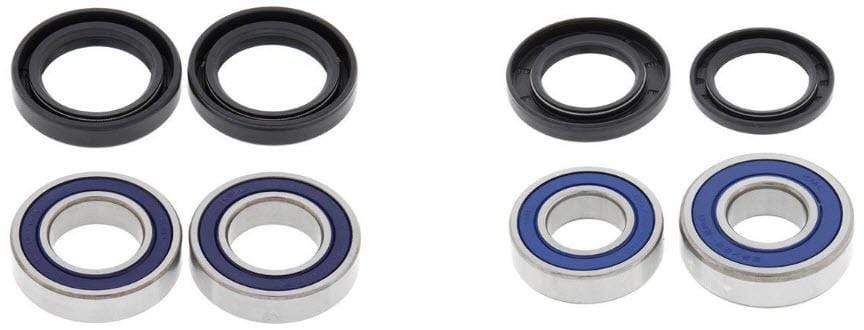 All Balls Body Hardware Wheel Front And Rear Bearing Kit for Yamaha 250cc YZ250F 2007 - 2008