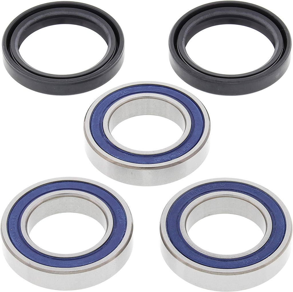All Balls Drivetrain All Balls Front Wheel Bearing Kit For 2012 Can-Am Spyder RS SM5