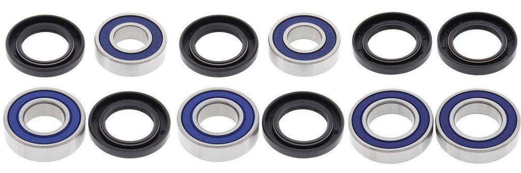 Bearing Kit for Front and Rear Wheels fit Arctic Cat 50 DVX 06-08