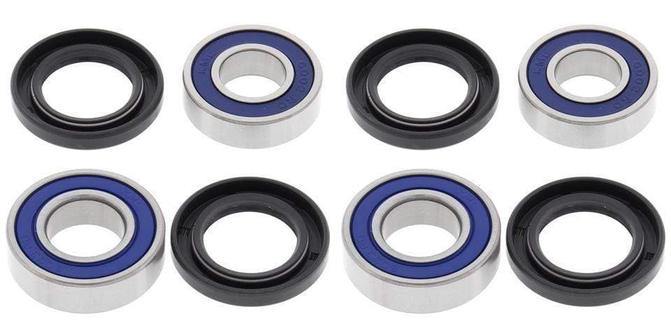 Complete Bearing Kit for Front Wheels fit Arctic Cat 90 DVX 2006-2015