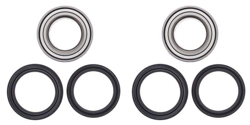Complete Bearing Kit for Rear Wheels fit Suzuki LTA-750X King Quad 15
