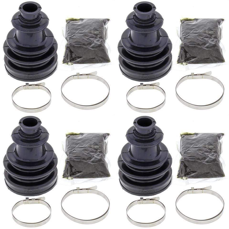 Complete Front Inner & Outer CV Boot Repair Kit for Polaris RZR 4 800 2010