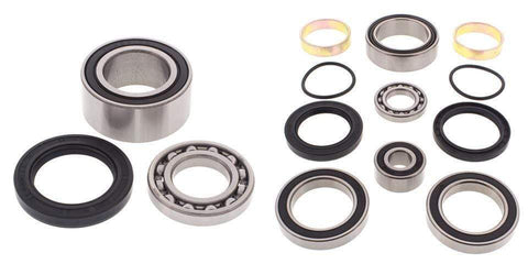 All Balls Other Lower Drive & Upper Jack Shaft Bearing & Seal Kit M7 EFI 700 Mountain Cat 05