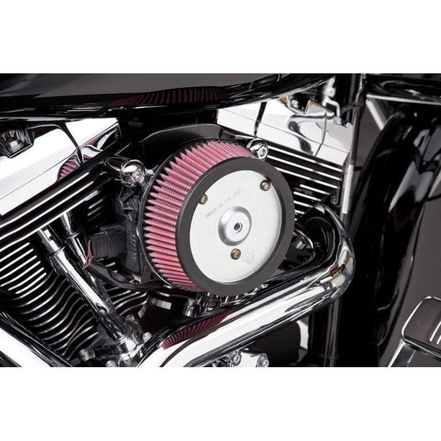 Arlen Ness Other Harley FLHTC 08-13Big Sucker Stage 1 Air Cleaner w/o Cvr Std Plain by Arlen Ness