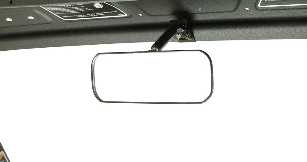 Battle Armor Designs Body Battle Armor Designs UTV Profile Tube Rearview Mirror For Polaris / Can Am