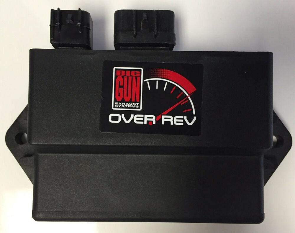 Big Gun Electrical & Lighting Big Gun Exhaust Rev Box - 40-R26
