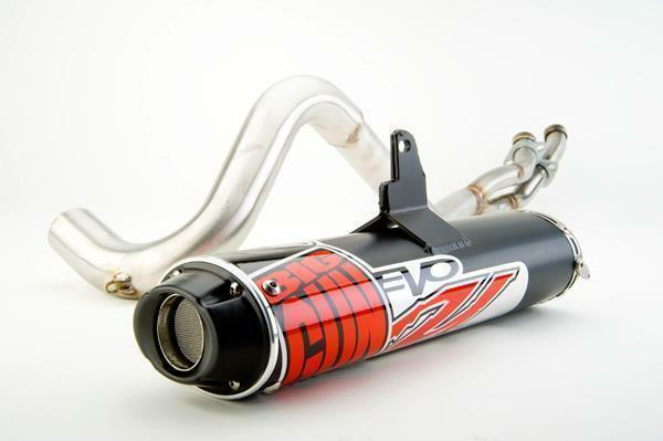 Big Gun Exhaust Big Gun Exhaust EVO U Series Full Exhaust System - 12-7503