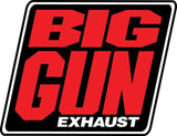 Big Gun Exhaust Motorcycle Mufflers & Systems Big Gun Exhaust EVO S Series Slip On Exhaust - 16-4602