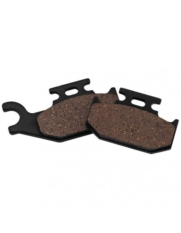 BIKEMASTER Brake Pads Rear Left for CAN-AM Quest MAX 650 STD/XT 2004-2005