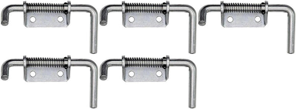 BUYERS Body Hardware Set of 5 Stake Body Spring Latch rh