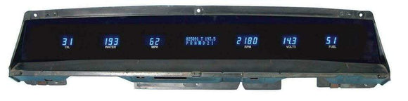 Dakota Digital Car & Truck Gauges Dakota Digital 71-76 Impala/Caprice Dash Gauges VFD3X-71C-IMP LS