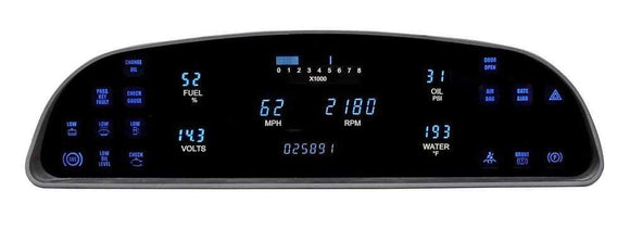 Dakota Digital Car & Truck Gauges Dakota Digital 94-96 Caprice/94-95 Impala SS VFD3-94C-CAP LS