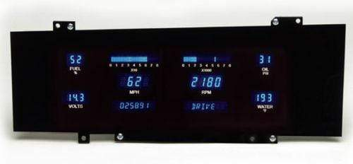 Dakota Digital Car & Truck Gauges Dakota Digital Dash 1978-88 Olds Cutlass 6 Gauge Cluster System Kit VFD3-78O-CUT