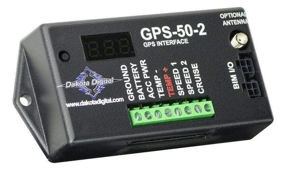 Dakota Digital Car & Truck Gauges Dakota Digital GPS Interface Speed Sensor Compass Sender BIM Gps-50-2