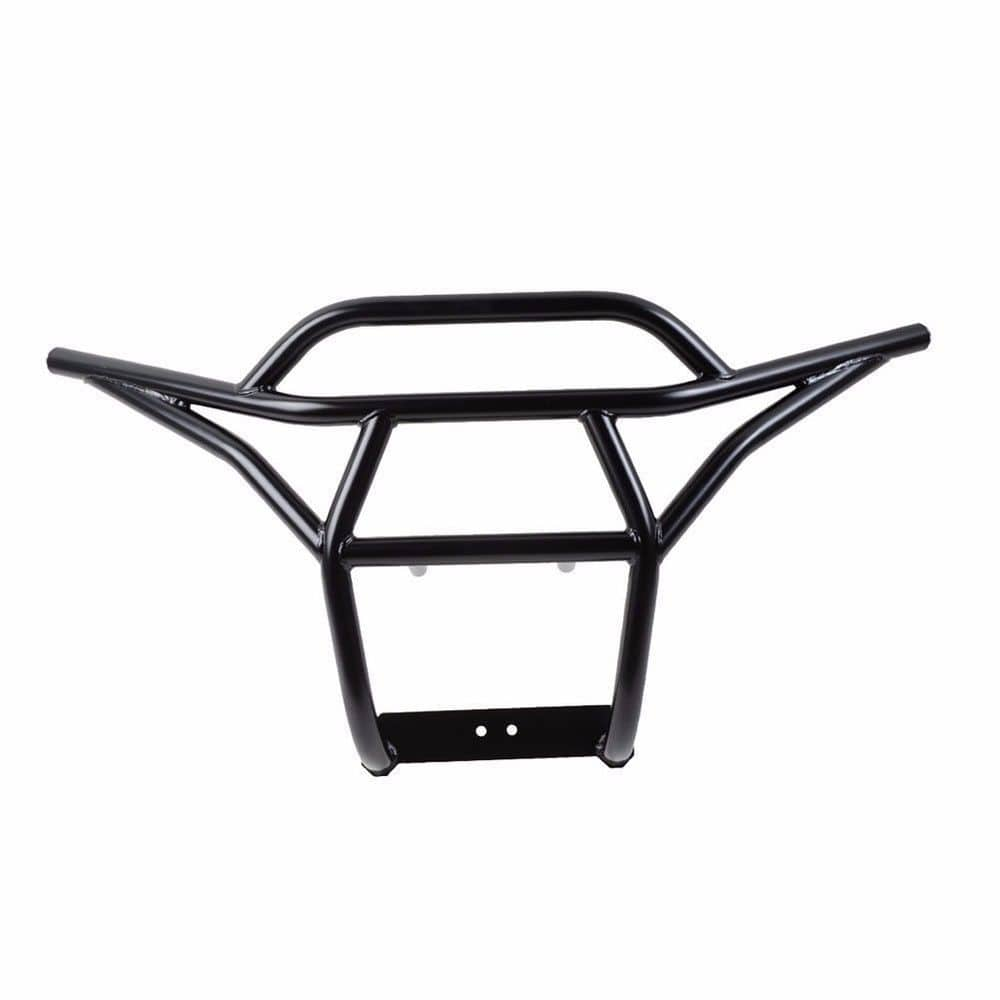 DragonFire Racing RacePace Front Bumper for RZR XP 1000 and RZR 900 Models - Black - 01-1100