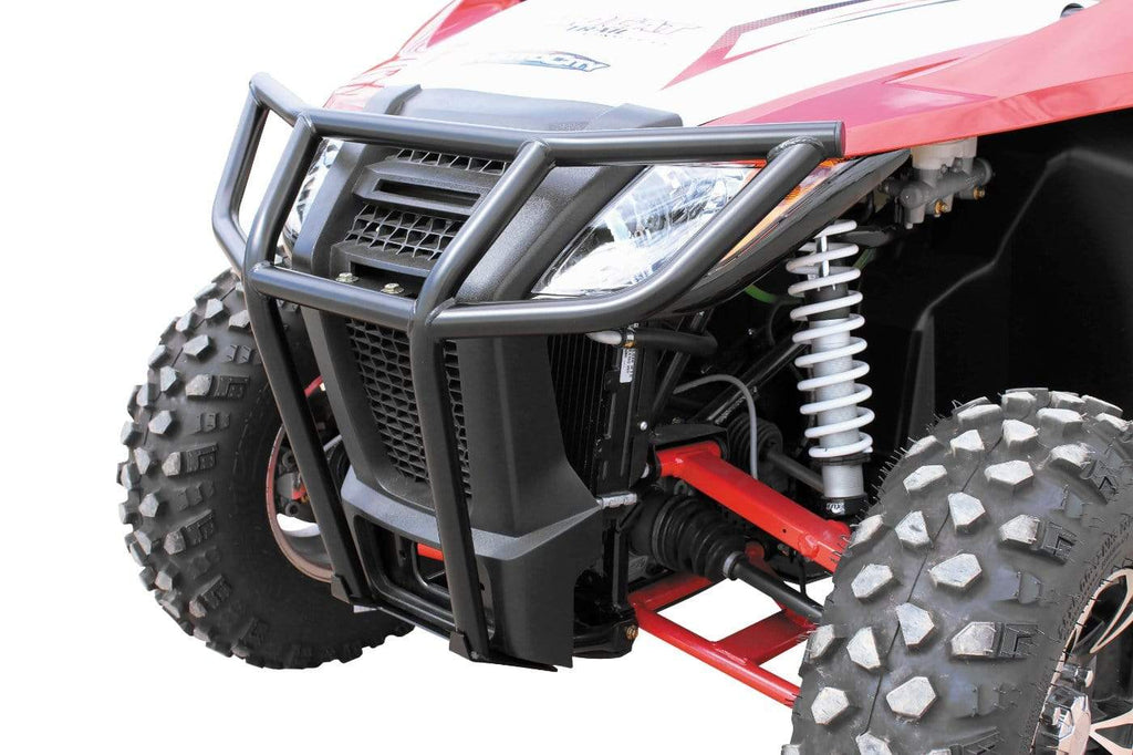 DragonFire Racing RockSolid Front Bumper for Wildcat Sport/Trail 700 - Black - 02-3700
