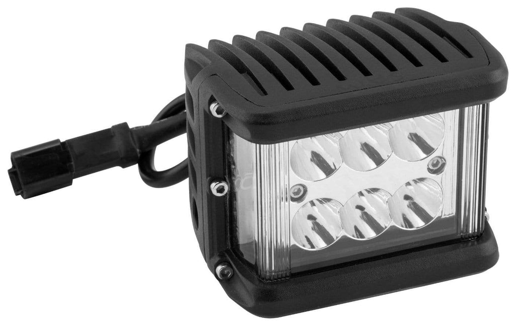 DragonFire Racing 2x2 Extreme Pod Light with Side Lights - 11-0031