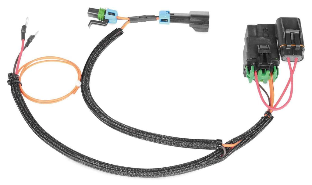 DragonFire Racing Cooling Fan Override Wiring Harness for Polaris RZR (turbo) - 11-0018
