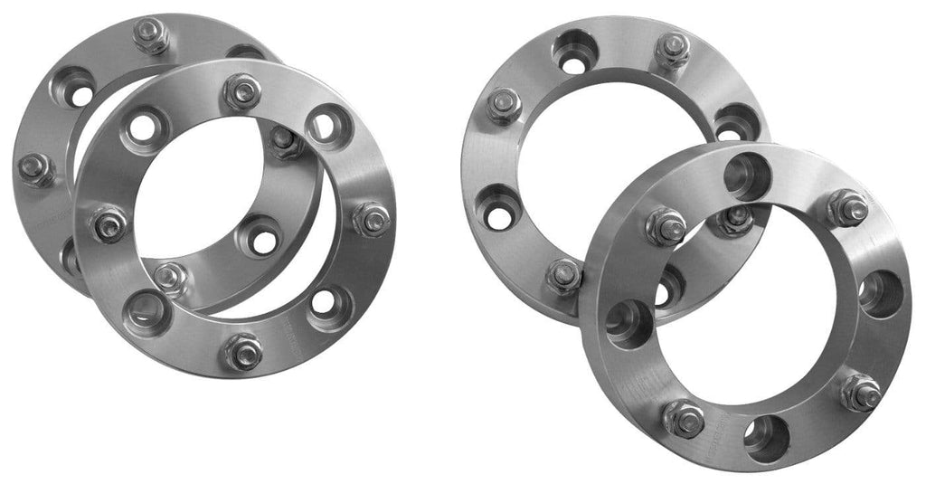 "DragonFire Racing Wheel Spacers - 1"" Front - 1.5"" Rear - 16-2001"