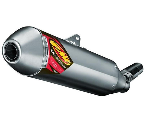 FMF Body Hardware PoweCore 4 Hex Muffler for KAWASAKI KX450F 2009-2011