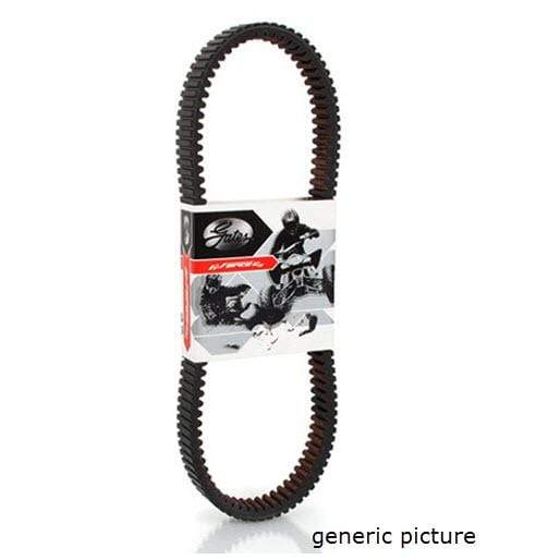 Gates G-Force Carbon Drive Belt Ski-Doo MX Z RENEGADE X 1200 4-TEC 2009