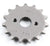 Jt Sprocket JTF1256.15 Jt Steel Front Sprocket 15 Tooth Honda