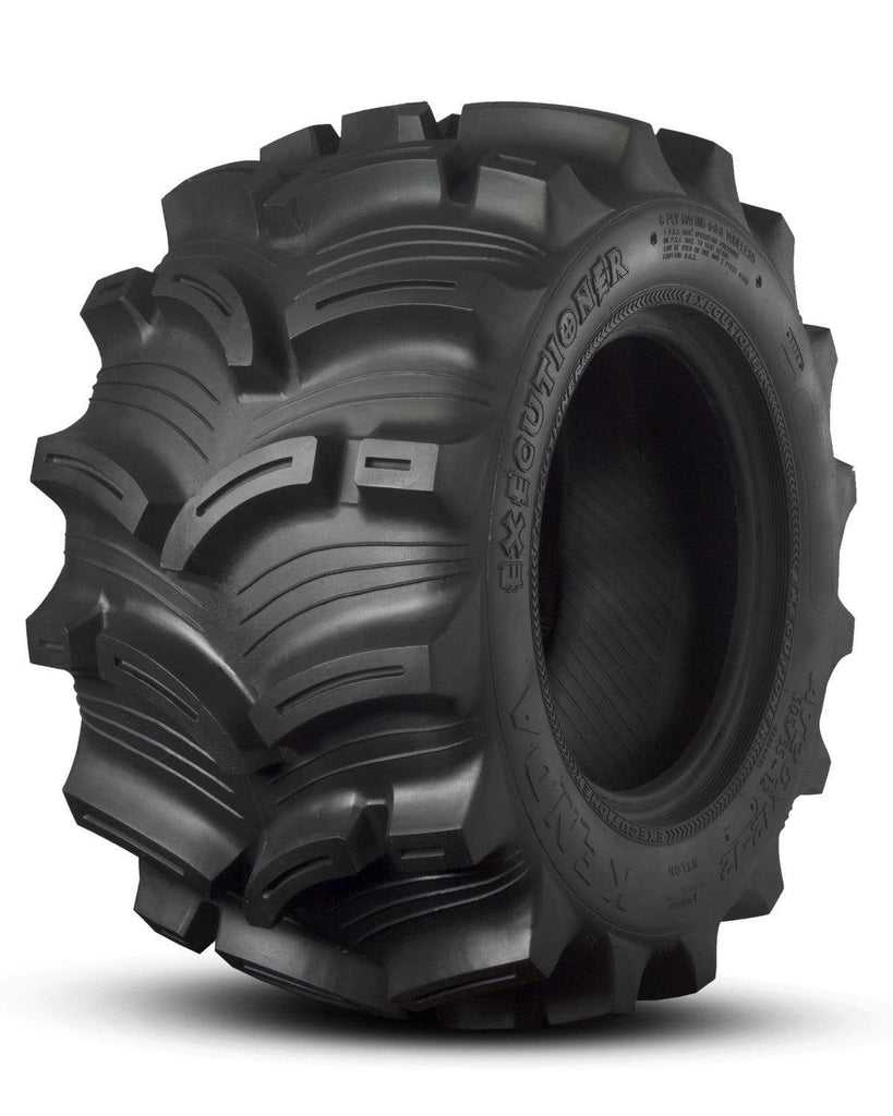Kenda K538 EXECUTIONER Rear ATV UTV Tire 25 x 10 x 12 6 Ply