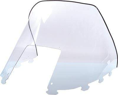 KORONIS SNO-STUFF Body Hardware Sno-Stuff Windshield Ski-Doo ELAN '80-90 -CLEAR HIGH 16.5""