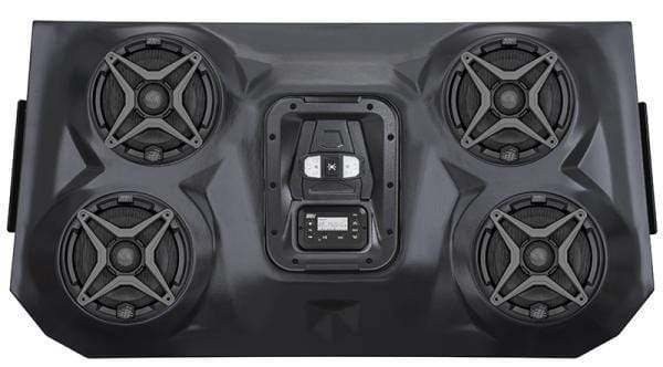 SSV WORKS WP3-RZF304A 4 Speaker overhead system for Polaris RZR XP4 1000
