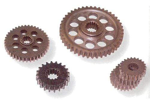 TEAM Body Hardware Team 351363-008 SkI-Doo Hyvo Conversion Gears 25 Tooth 15 Spline