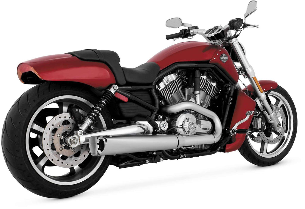 Vance & Hines 75-110-14 Competition Series Slip-Ons Aluminum Oxide