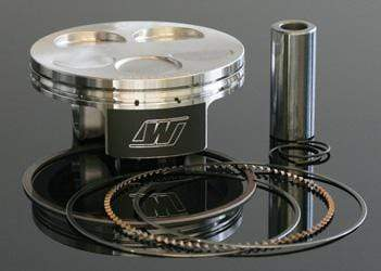 Wiseco PK1699 70.00 mm 2-Stroke Motorcycle Piston Kit with Top-End Gasket Kit