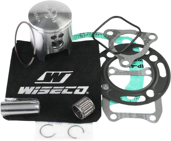 Wiseco Body Hardware Wiseco Top End Rebuild Kit 1992-2002 Honda CR80 Piston Gasket Bearing 47.0mm