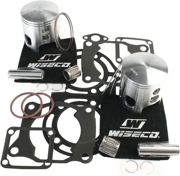 WISECO Body Hardware Wiseco Yamaha BANSHEE 66.50mm PISTON TOP END KIT 1987-2006