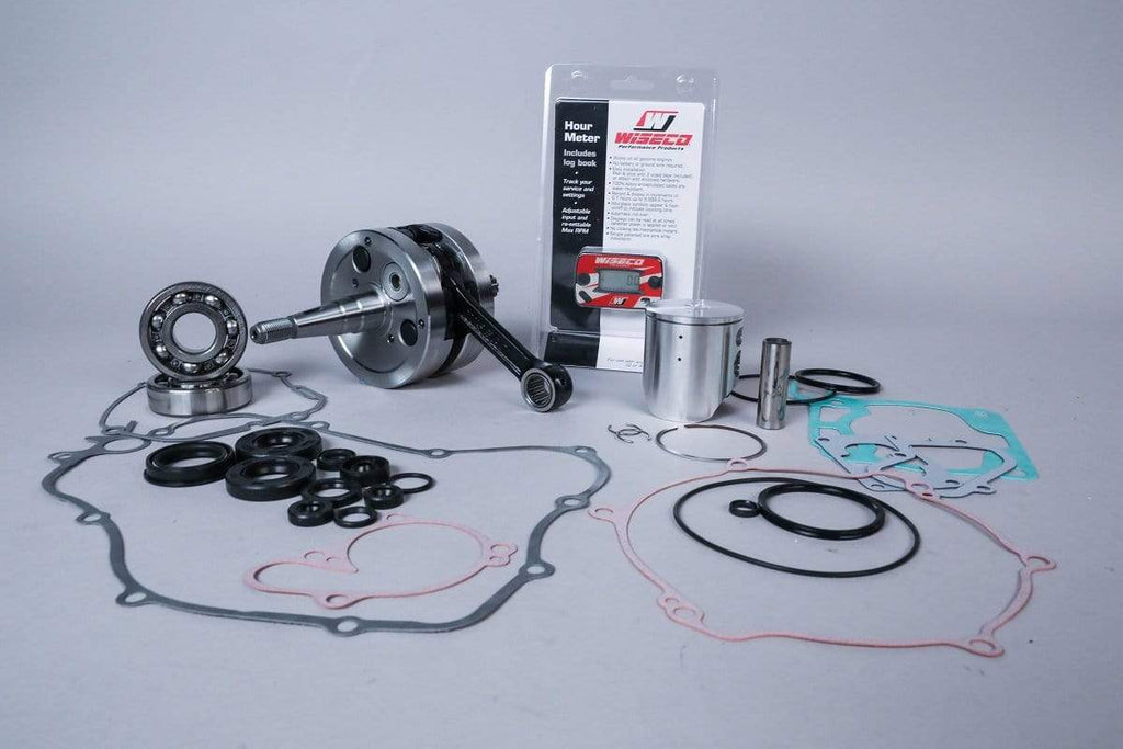 Wiseco Complete Engine Rebuild Kit For 2007-2009 Suzuki RM-Z250 77mm (STD)
