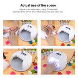 SUNUV SUN7 Nail lamp with/without battery