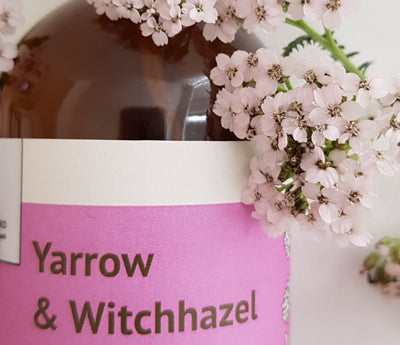 Revive: Yarrow and Witch Hazel Facial Toning Mist