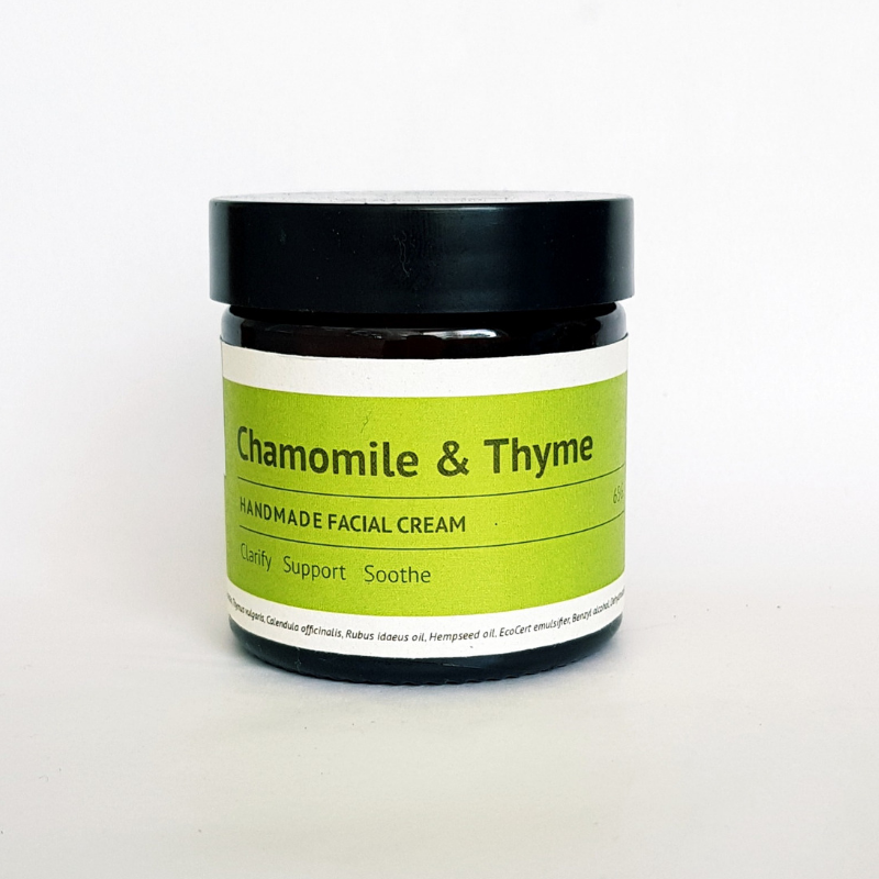 Clarify: Chamomile and Thyme Facial Cream