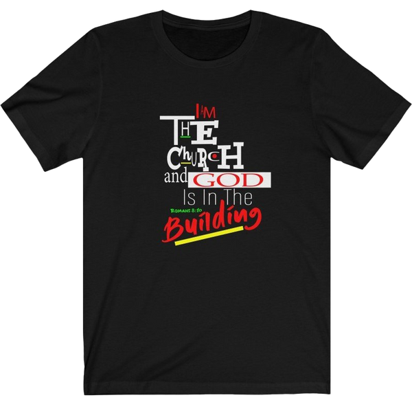 I Am The Church Tee