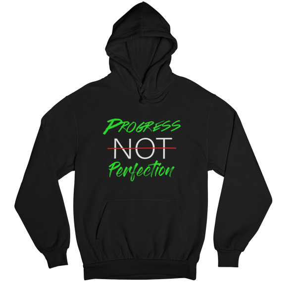 Progress Not Perfection Hoddie (UniSex)