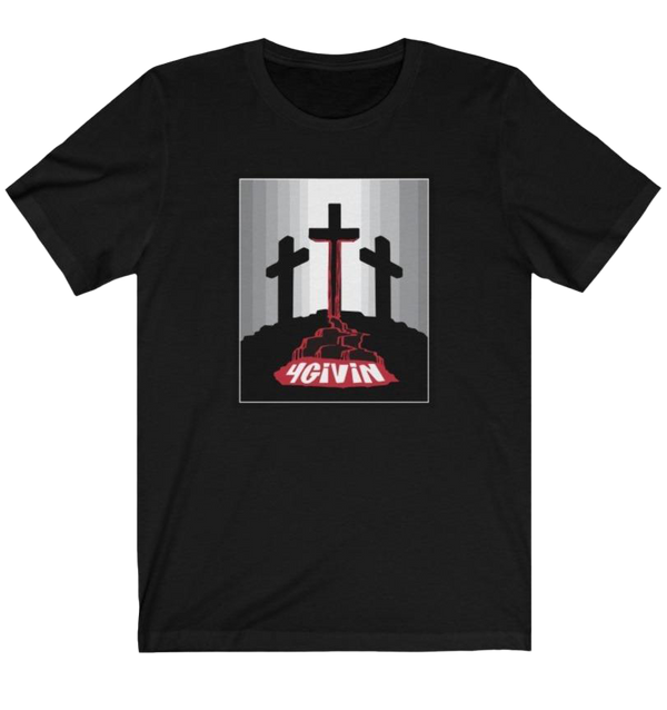 Triple Cross Tee