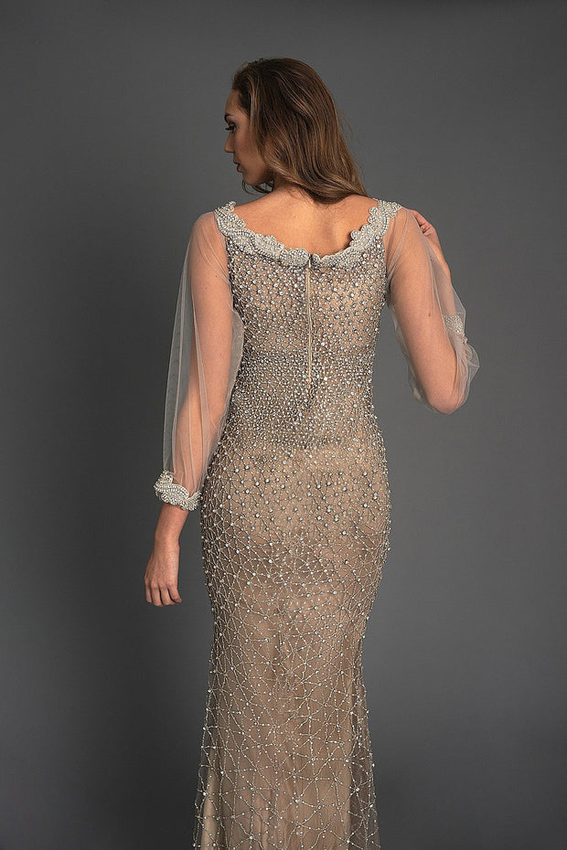 Mermaid Style Gown