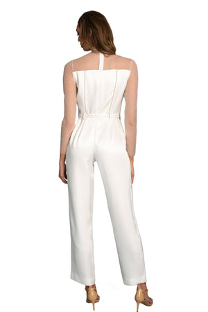 double silk Jumpsuit