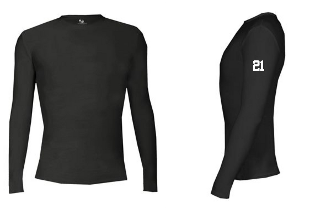 Long Sleeve Compression Tee