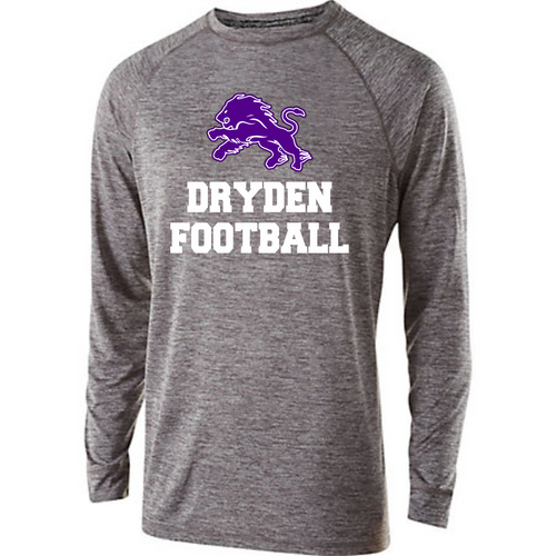 Dryden Football Performance Longsleeve Tee