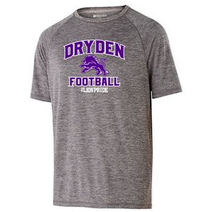 Dryden Small Fry Football Performance Tee